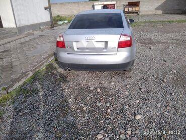 Audi в Кыргызстан: Audi A4 2 л. 2001 | 318000 км