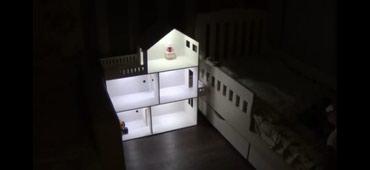 Домик для Кукол, стеллажи для детской. в Бишкек