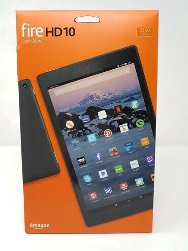 vytyazhki 1200 m3 в Азербайджан: Amazon Fire Tablet 10 32GB Planşet Yenidir - Orijinaldır - Bağlı