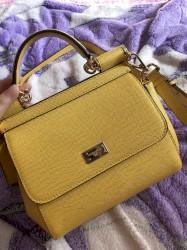 Çantalar Bakıda: Dolce&Gabbana Lux class, 65 azn'a alinib,1-2 ishtedilib, 40 azna
