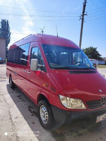chasy diesel dz1295 в Кыргызстан: Mercedes-Benz Sprinter 2.2 л. 2004 | 300000 км