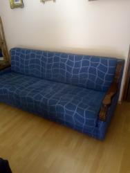 Kauc, krevet klik-klak, dim. za spavanje 190x110 cm. - Belgrade