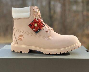 В наличии женские ботинки Timberland