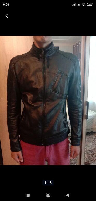 Мужская одежда - Джалал-Абад: Куртка ZARA и футболка новая. За все 1100