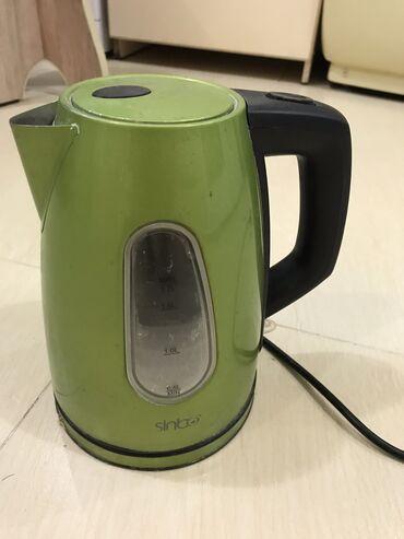 Чайники - Кыргызстан: Электрочайник в рабочем состоянии. Просмотрите профиль