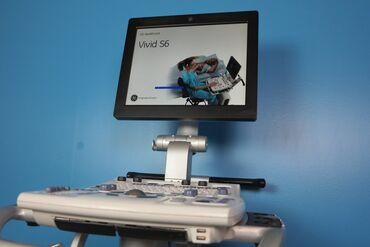 495 объявлений: УЗИ GE VİVİD S6CardiologyGastroentrologyInternal
