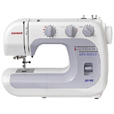 швейные машинки прямо строчки в Кыргызстан: Швейная машинка Janome 2049S.  Электромеханическая, автоматическое отк
