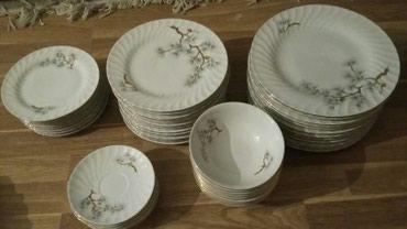 Набор тарелок-большие и средние по 12 в Бишкек