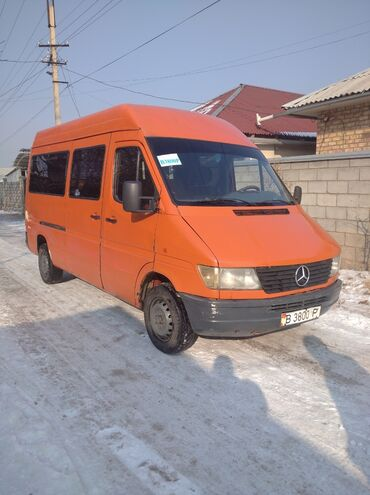 Mercedes-Benz Sprinter 3 л. 1996