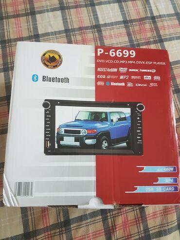 Audio oprema za auto   Srbija: Prodajem ganc nov radio dvd navigacija