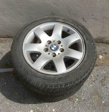 bmw disk - Azərbaycan: 4 eded BMW disk tekeri. 16liqdir. Masinin ustunde gelendir. Tekerler