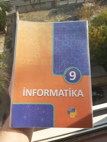 - Azərbaycan: İnformatika 9 cu sinif dərslik