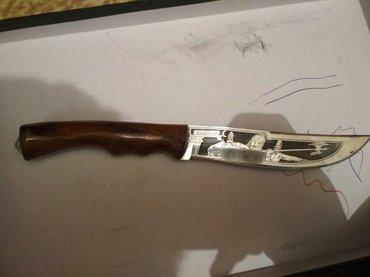продам кизлярский нож. состояние отличное. ручка дерево. цена 1000 сом в Каракол