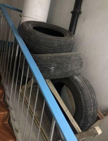 Продаю комплект летних шин,R265/65/R17 Срочно