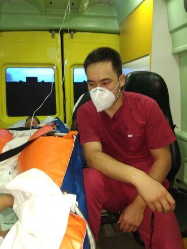 медицинские услуги на дому в Кыргызстан: Скорая медицинская помощь .Работаем без праздников и выходных. кардиол