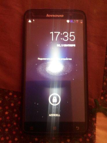 Bakı şəhərində Ленова смарт телефон модель А850 продою