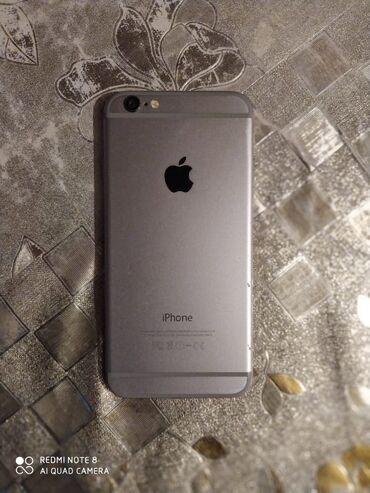 lalafo telefon ayfon - Azərbaycan: İşlənmiş iPhone 6 16 GB Boz (Space Gray)