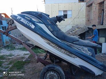 Водный транспорт - Кыргызстан: Срочно Срочно СрочноПродам водный скутер. 3х такный. Требуется ремонт