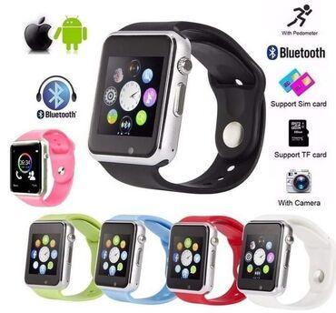 2500dinPametni sat A1 - smart sat - smart watch A1.Dostupan u crnoj
