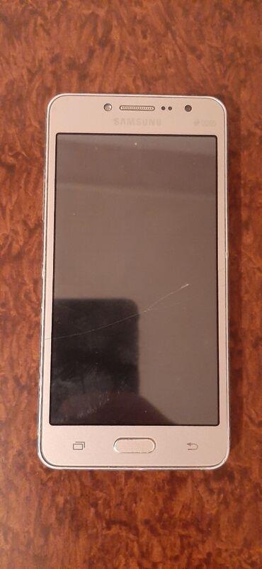 İşlənmiş Samsung Galaxy J2 Prime Gümüşü