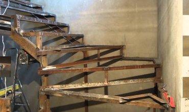 Лестница, перила жасайбыз келишим баада в Бишкек
