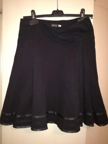 Suknja-duzina - Srbija: Svecana suknja vel:40,duzina 54cm