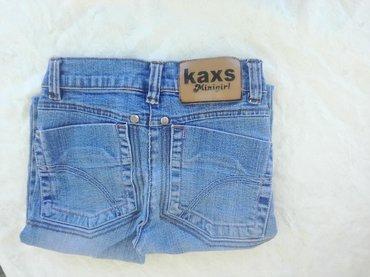 Pantalone za devojcicu vel 104