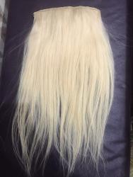 cirt cirt sac - Azərbaycan: Təbii saç cırt-cırt150 gr 60 sm saç toxunub,Türkiye istehsalıdır Çin