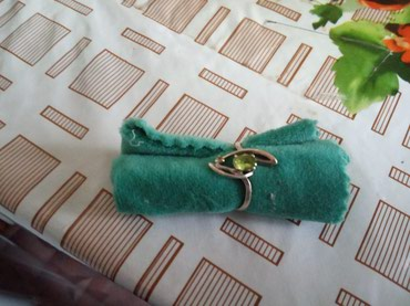 Продаю кольцо серебро но серебро не в Бишкек