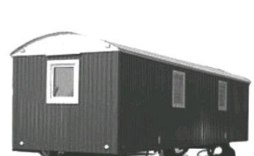 срочно продаю или меняю на авто жилой строительный вагонетка с ремонто в Бишкек