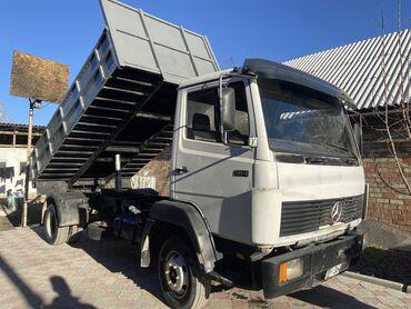 шины для грузовиков в Кыргызстан: Самосвал ! Мерседес 6 куб без турбины грузоподъёмность 7 тонготов
