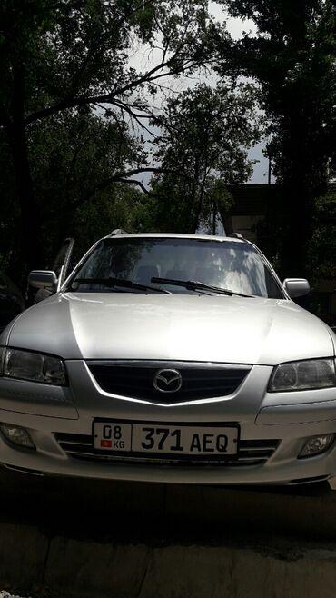 Mazda 626 2 л. 2000
