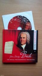 Kolekcija veliki kompozitiri: Mocart, Betoven, Bah, Vivaldi, - Belgrade