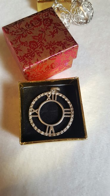 Серебро. громадный браслет Часы  999с в Бишкек