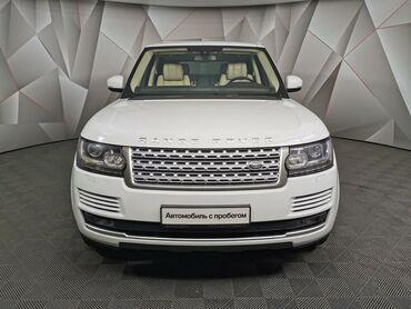Land Rover в Бишкек: Land Rover Range Rover 3 л. 2014   72456 км