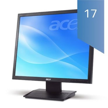 Acer 17 lik monitor hec bir problemi yoxdur - Bakı