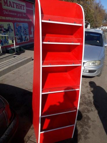 Торговый полка на заказ в Бишкек