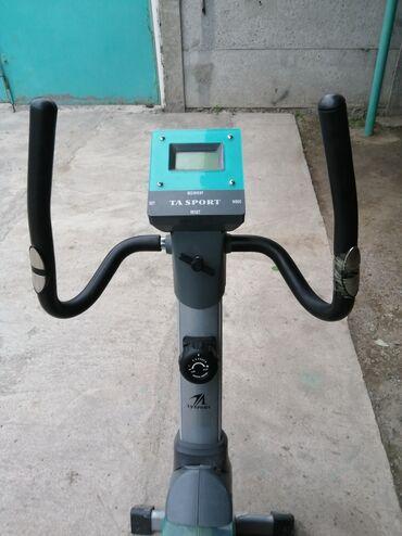 Спорт и хобби - Заря: Продаю велотренажер