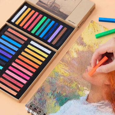 Сухая пастель Maries  Пастель сухая художественная Maries отвечает все