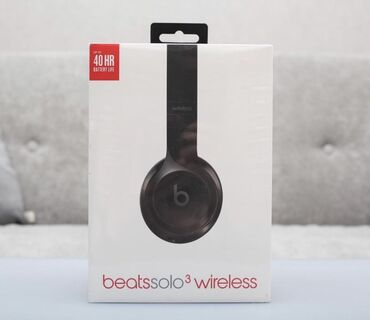Beats Solo3 Wireless Matte BlackBeats Solo3 Wireless Matte Black | 259