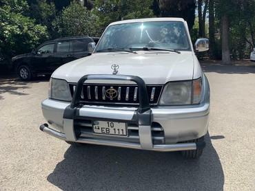 Bakı şəhərində Toyota Land Cruiser Prado 1997