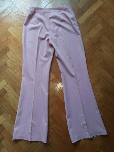 Zenske pantalone, velicina 38, par puta nosene, bez ostecenja - Belgrade