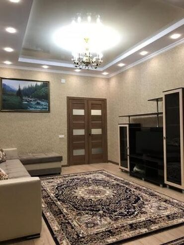 Apartment for rent: 2 bedroom, 70 sq. m, Bishkek