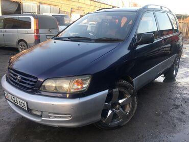 Toyota Ipsum 2 л. 1997 | 123456 км