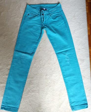 Pantalone tally weijl sa elastinom - Srbija: NOVE pantalone - br. 38 Tally Weijl  Nove, nikad koriscene. Licno preu