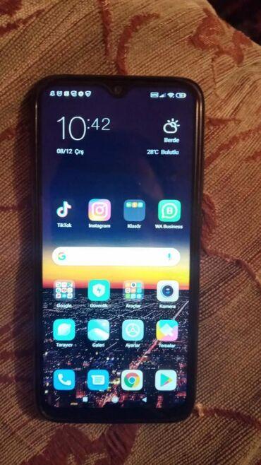 Xiaomi - Azərbaycan: İşlənmiş Xiaomi Redmi Note 8 64 GB qara