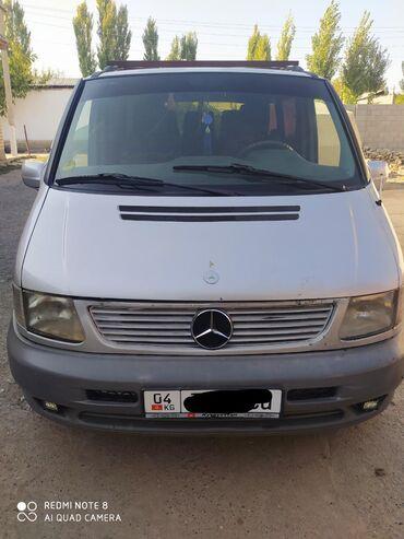 Автомобили - Сузак: Mercedes-Benz Vito 2.2 л. 2003 | 111111111 км