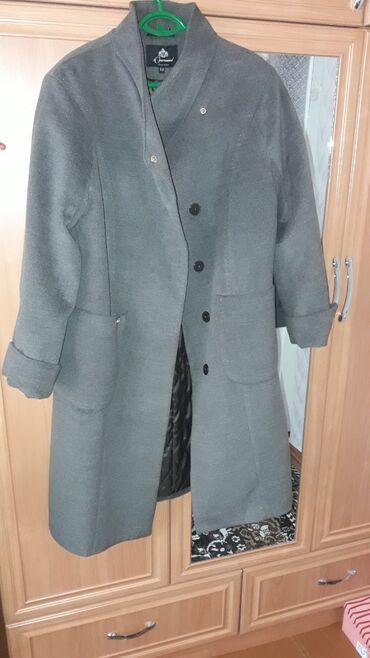 Женские пальто в Кыргызстан: Новое пальторазмер 48Теплое, на холодную осень/зимуФото на модели