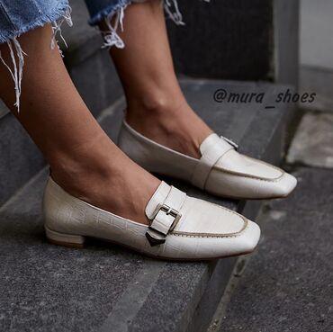 Женская обувь - Кыргызстан: Двусторонняя Натуральная кожа  Производство Турция  Размеры: 35-41 До