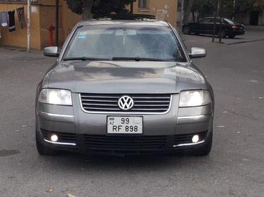 Xırdalan şəhərində Volkswagen Passat 2003